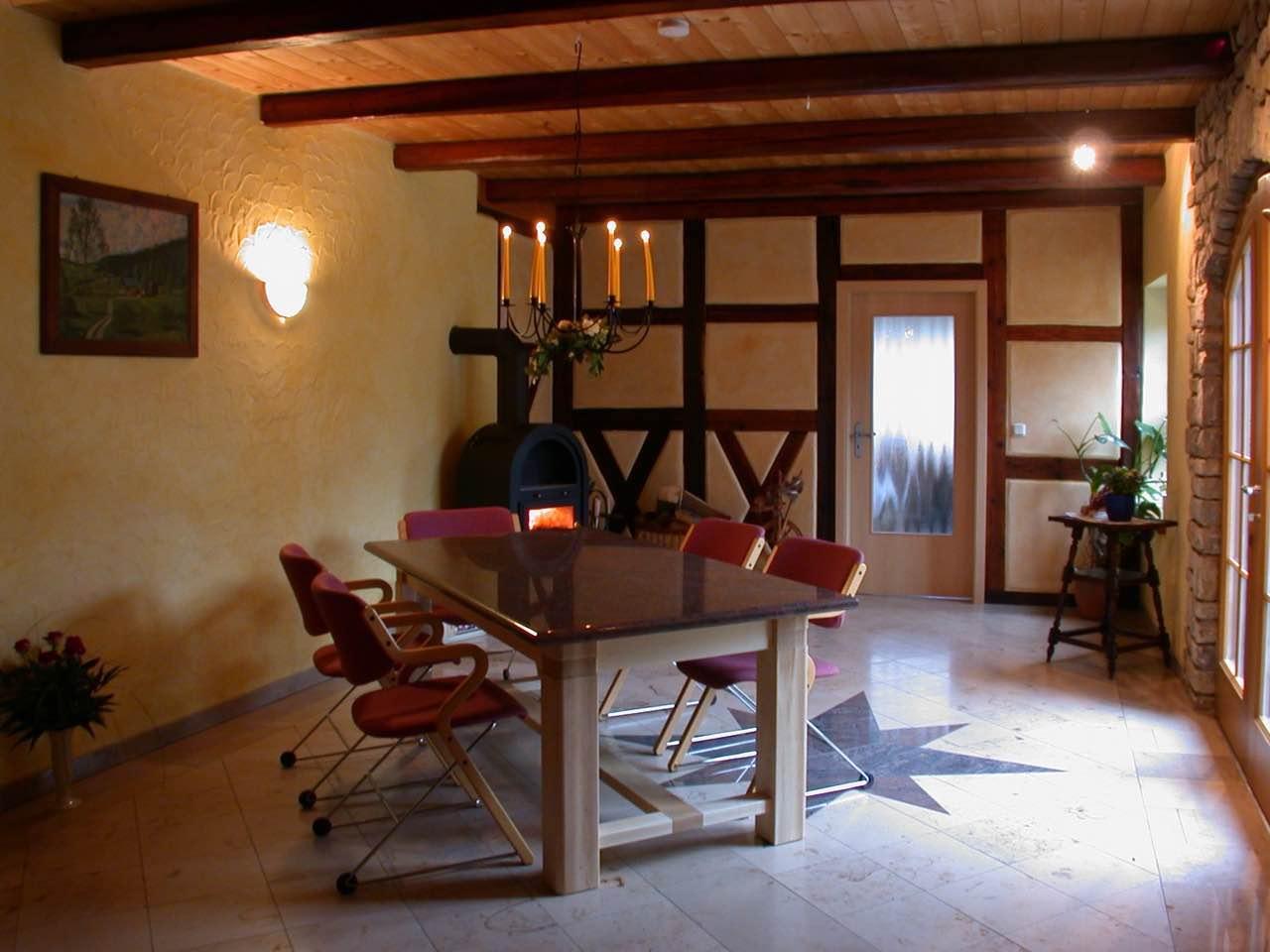 g stezimmer aufenthaltsraum pension meiselbach. Black Bedroom Furniture Sets. Home Design Ideas
