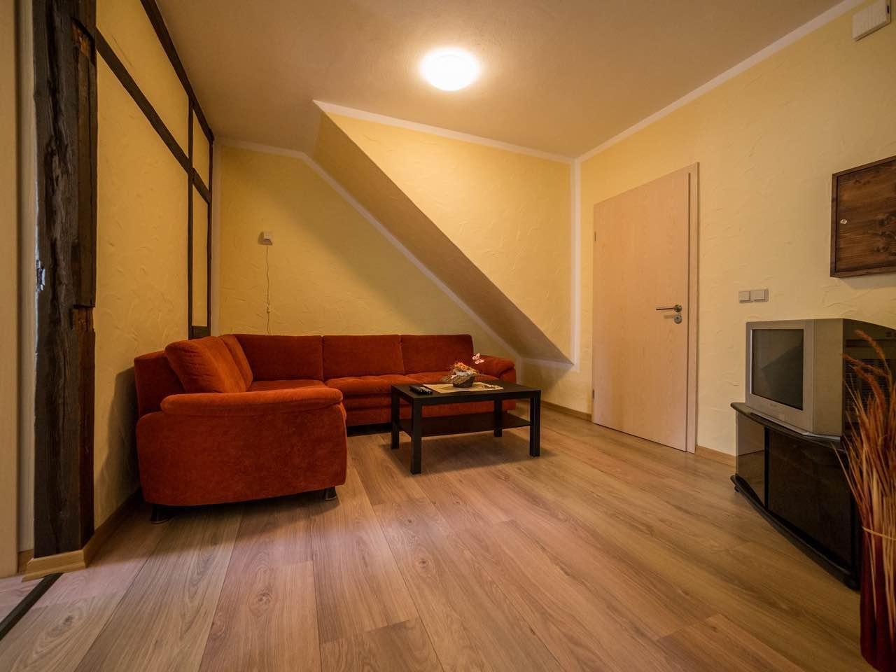 Ferienwohnung 2 (Wohnzimmer)