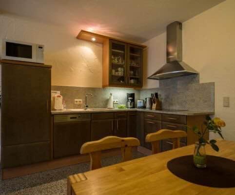Ferienwohnung 1 (Küche)