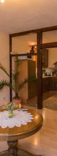 Ferienwohnung 1 (Wohnküche)