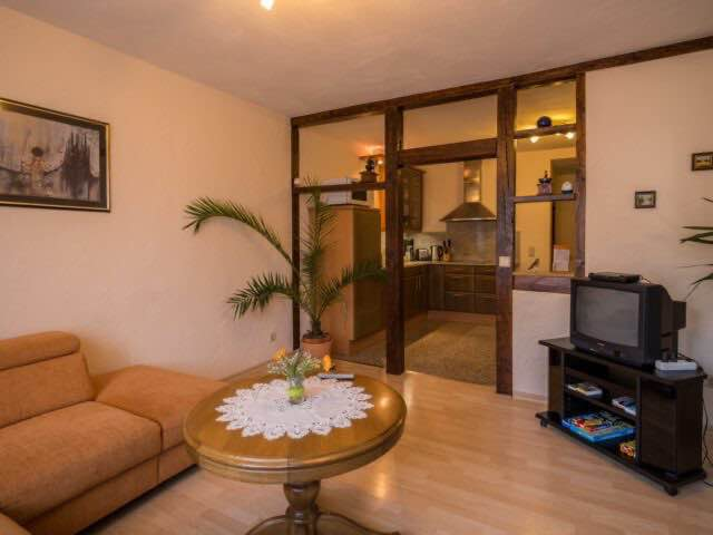 Ausstattung Ferienwohnung 1 (Wohnküche) Eindruck