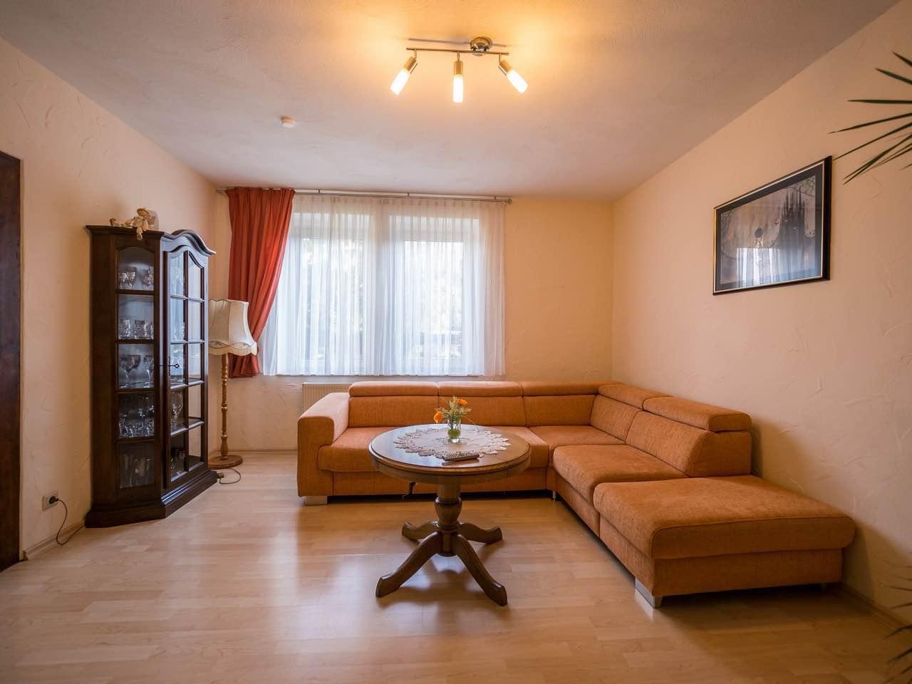 Ferienwohnung 1 (Wohnzimmer)