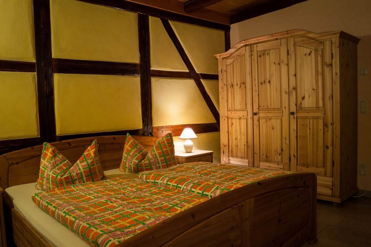 Doppelzimmer Pension Meiselbach