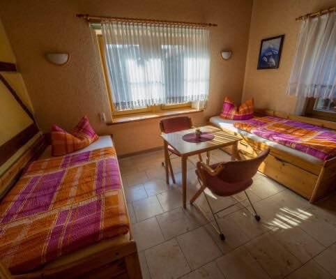 Gästezimmer (Zweibettzimmer)