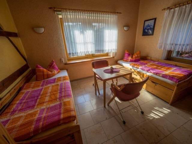 Ausstattung Gästezimmer (Zweibettzimmer) Eindruck