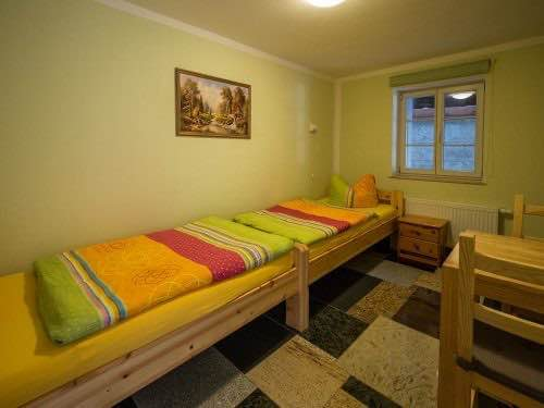 Zweibettzimmer Pension Erfurt
